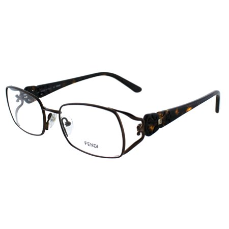 Fendi FE872 212 Women's Rectangle - 212 Eyeglasses