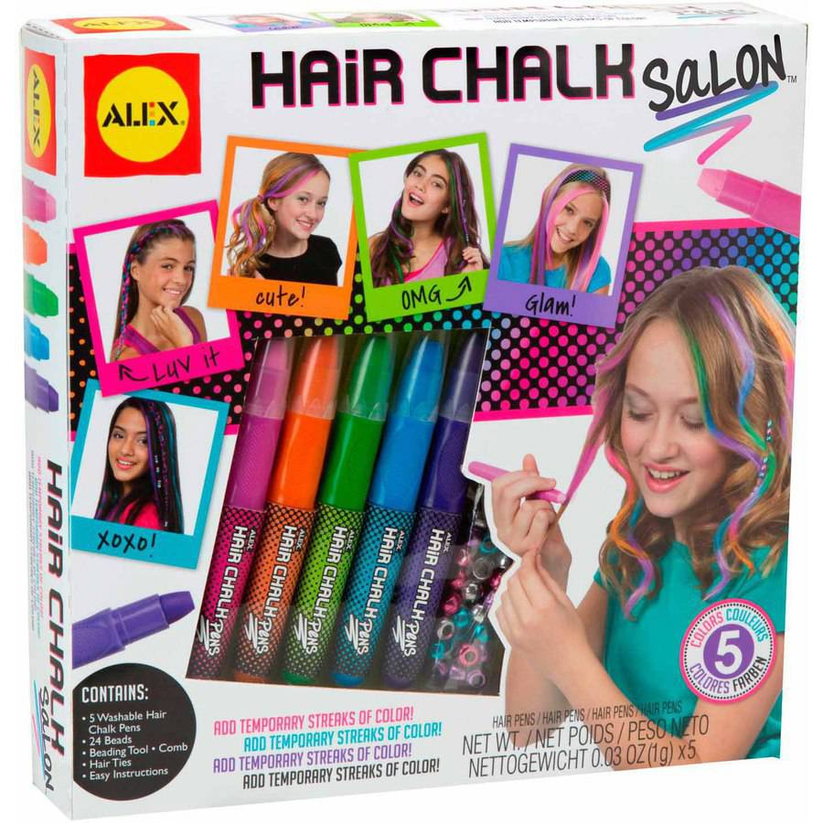 ALEX Toys Spa Hair Chalk Salon