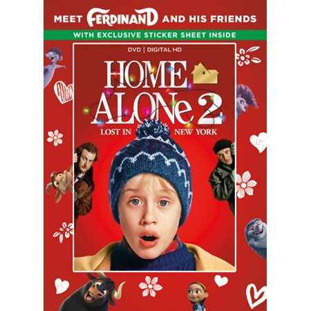 Home Alone 2: Lost In New York (25th Anniversary) (Walmart Exclusive) (DVD + Digital