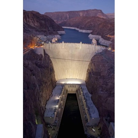 Hoover Dam, near Boulder City and Las Vegas, Nevada Print Wall Art By Joseph Sohm - Party City Near By