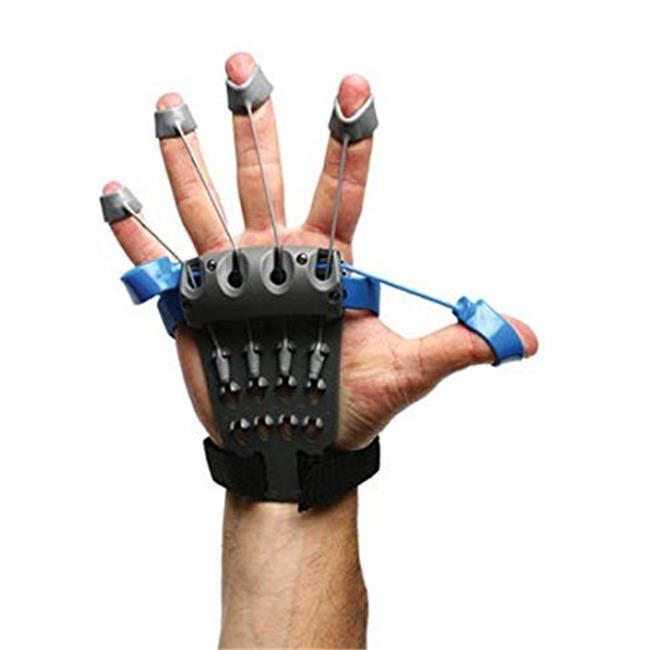 Fabrication Enterprises 10-0963-8 The Xtensor Finger Exerciser, Additional Finger Bands - Pack of 8