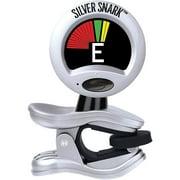 Snark Silver Snark Clip-On Tuner Silver