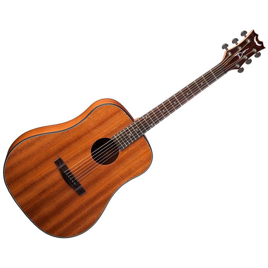 Dean AXS Parlor Acoustic Guitar Mahogany by Dean