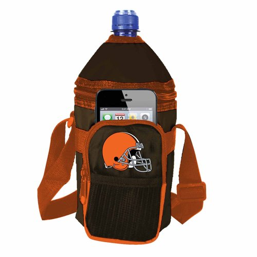 ***P95***NFL Browns Bottle Bag Cooler