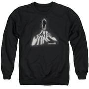 Halloween II The Shape Mens Crewneck Sweatshirt