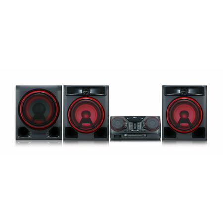 UPC 719192620278 product image for LG CK57 1100W hi-Fi Shelf System | upcitemdb.com