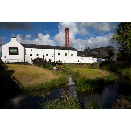 Lockes Irish Whiskey Distillery Kilbeggan County Westmeath Ireland Canvas Art - Panoramic Images (27 x 9)