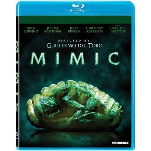 Mimic: The Director's Cut (Blu-ray) (With INSTAWATCH)