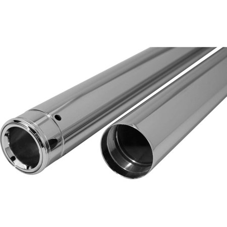 Dew Mfg T1341 41mm Hard Chrome Fork Tubes -