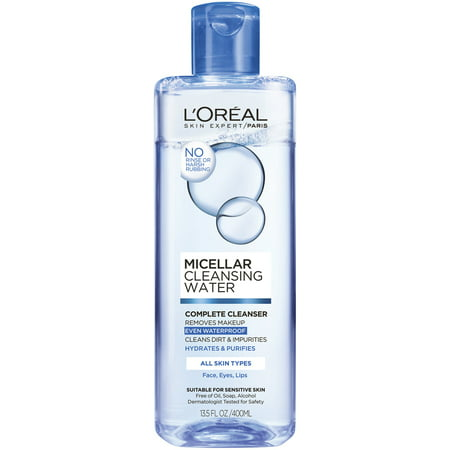 L'Oreal Paris Micellar Cleansing Water Complete