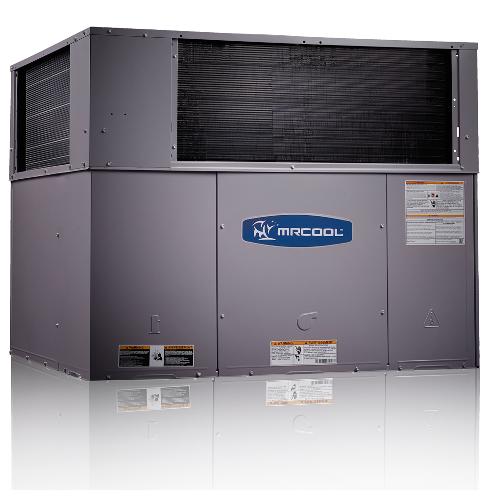 2.5 Ton 14 SEER R-410A 60,000 BTU Heat Horizontal or Down Flow Package A/C and Gas