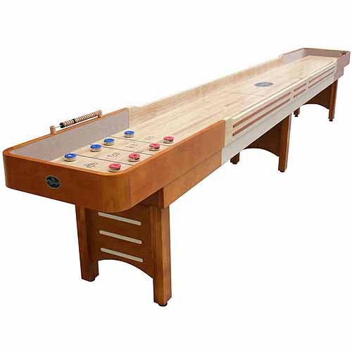 Playcraft Coventry Honey 16' Shuffleboard Table