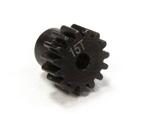 Integy RC Hobby C25889 Billet Machined 15T Pinion Gear for Traxxas LaTrax Rally 1 18 Scale by Integy