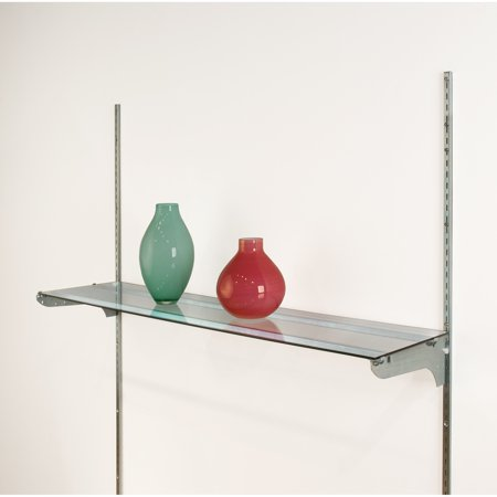 Tinted Tempered Glass Shelves - Econoco - SHGL1248 - 12