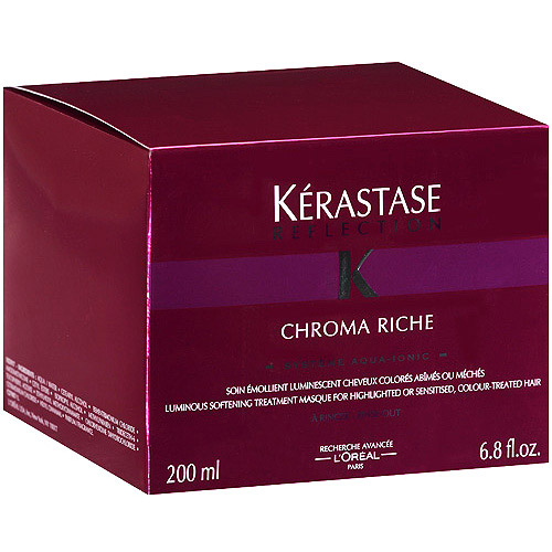 Kerastase Reflection Chroma Riche Softening Treatment Masque, 6.8 oz