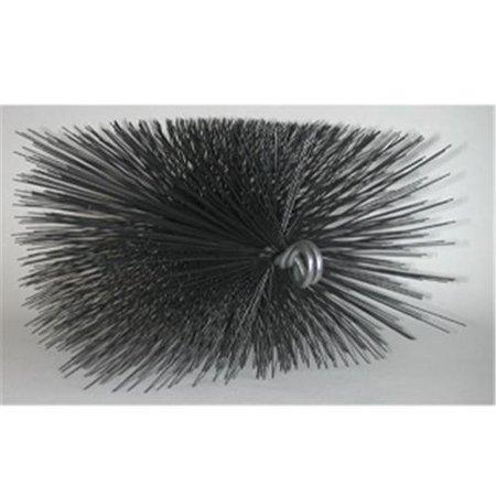 6 x 10 rectangular wire chimney brush 1 4 npt. Black Bedroom Furniture Sets. Home Design Ideas