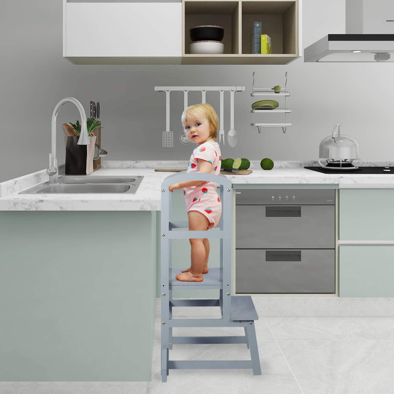 kitchen helper Kids safety stool