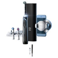 Oral-B 8000 Electronic Toothbrush, Black, Powered by Braun