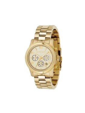 Michael Kors Women's Runway Gold-Tone Watch MK5055