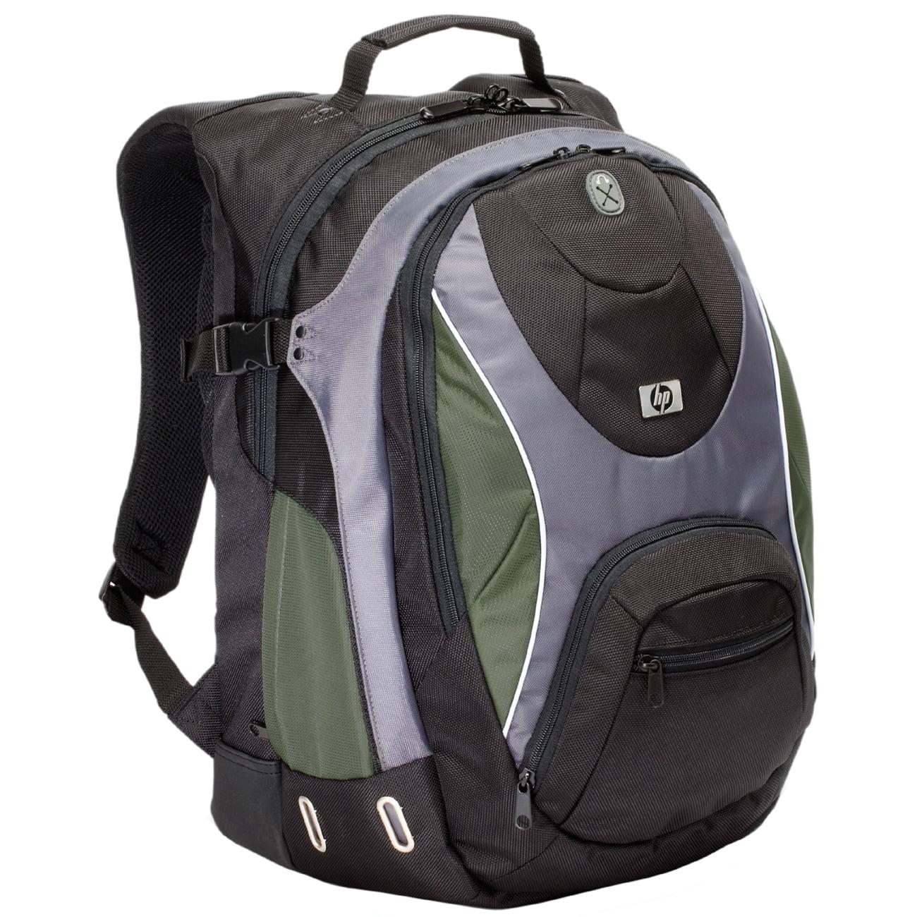 HP Consumer RU350AA Sports Backpack/17-inch NB