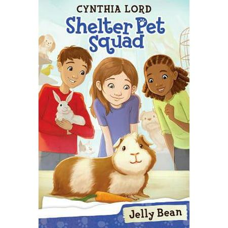 Jelly Bean (Shelter Pet Squad #1)](The Jelly Bean Prayer)