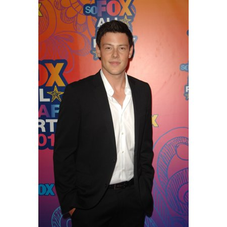Cory Monteith At Arrivals For Fox All-Star Party Pacific Park Santa Monica Ca August 2 2010 Photo By Dee CerconeEverett Collection Celebrity - Party Cory