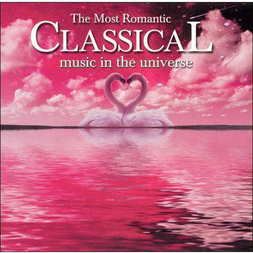 The Most Romantic Classical Music In The Universe (2CD)