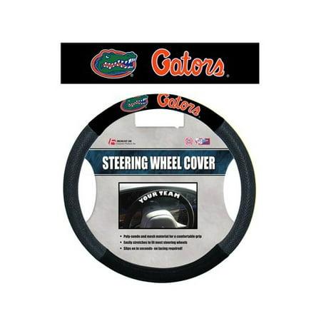 - NCAA Florida Gators Poly-Suede Steering Wheel Cover