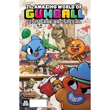Amazing World of Gumball 2015 Grab Bag - eBook