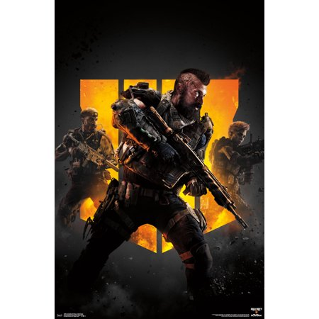 Call of Duty: Black Ops 4 - Group Key Art (Groups Of Four)
