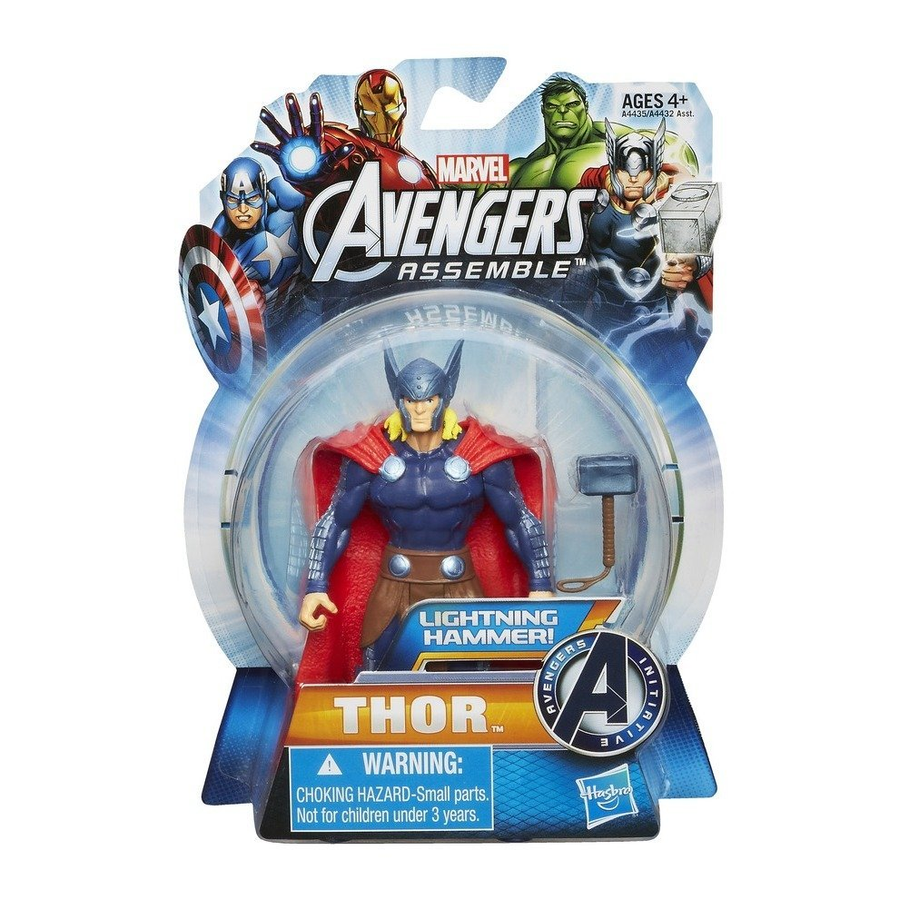 The Avengers All-Star Thor 4 inch Action Figure, By Hasbro Ship from US