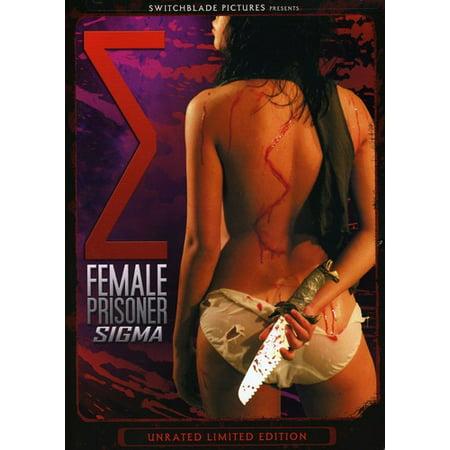Female Prisoner Sigma (DVD) - Halloween Film Characters Female