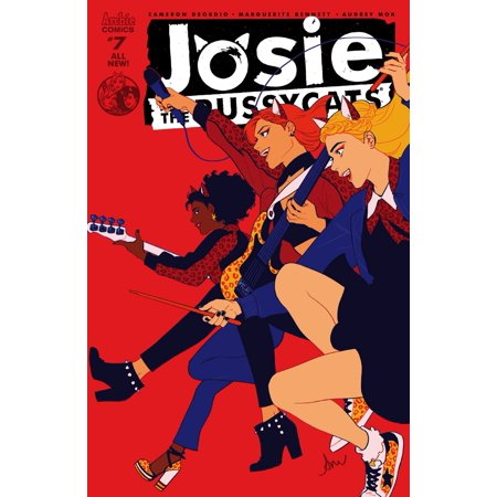 Josie & The Pussycats (2016-) #7 - eBook