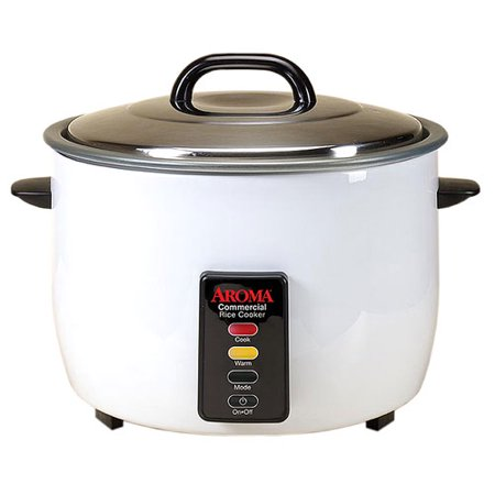 Aroma 60 Cup Commercial Rice Cooker