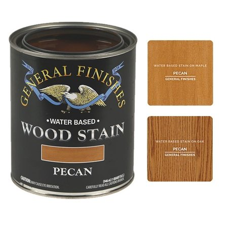 General Finishes Water Based Wood Pecan Stain,