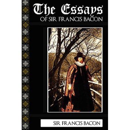 Deviant Behavior Essay  Tuck Everlasting Essay also Degree Essay Writing The Essays Of Sir Francis Bacon  Walmartcom Gay Rights Essays