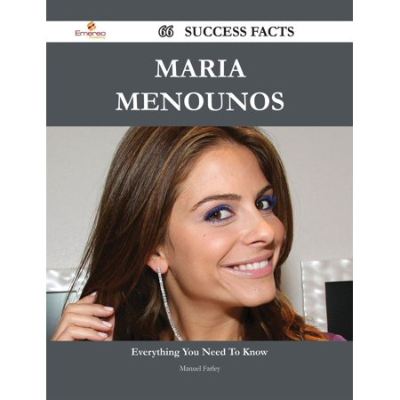 Maria Menounos 66 Success Facts - Everything you need to know about Maria Menounos - eBook](Maria Menounos Halloween)
