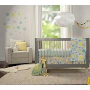 Babyletto Tulip Garden 4-Piece Crib Bedding Set