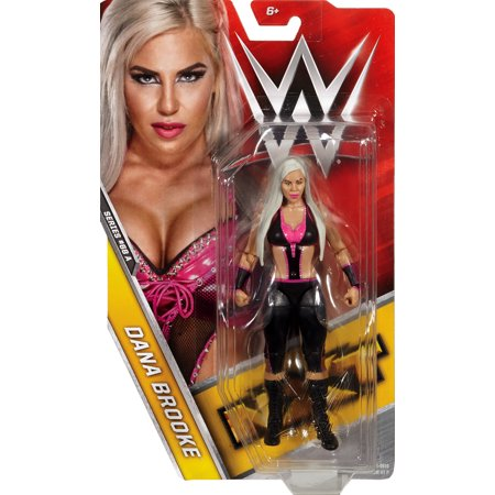 WWE Basic Dana Brooke Figure