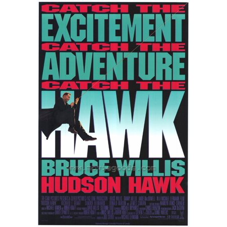Hudson Hawk POSTER Movie B (27x40)