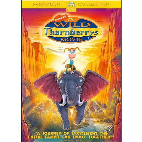 Wild Thornberrys Movie [DVD] - Walmart.com