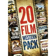 20-Movie Western Pack by ECHO BRIDGE ENTERTAINMENT