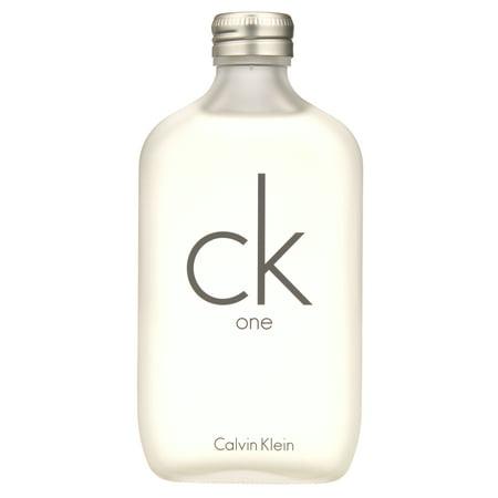 Ck One by Calvin Klein Eau De Toilette Spray for Unisex, 6.7