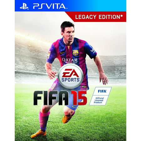 FIFA 15 for Sony PS Vita (Best Racing Game For Vita)