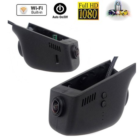 Hidden Wifi Hd 1080P 12V Acc Car Dash Camera Dvr For Vw Das Auto Volkswagen Golf