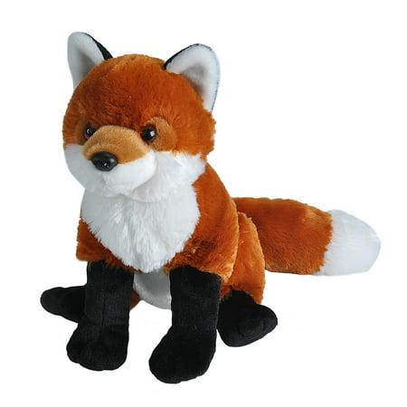 Cuddlekins Red Fox Plush Stuffed Animal by Wild Republic, Kid Gifts, Zoo Animals, 12 Inches](Zoo Stuffed Animals)