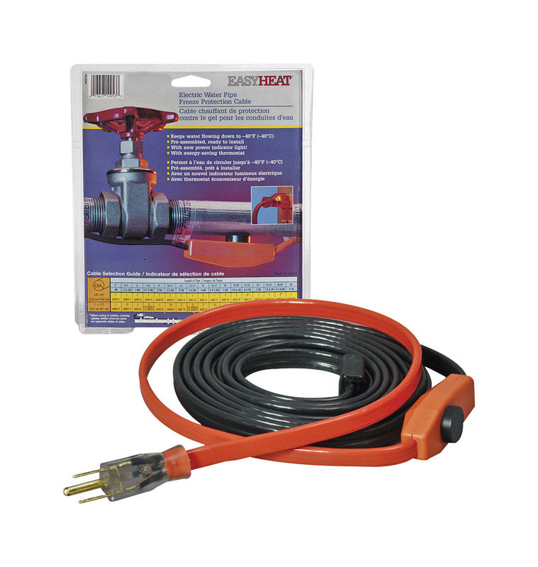Easy Heat AHB-115A 15 foot Heat Cable