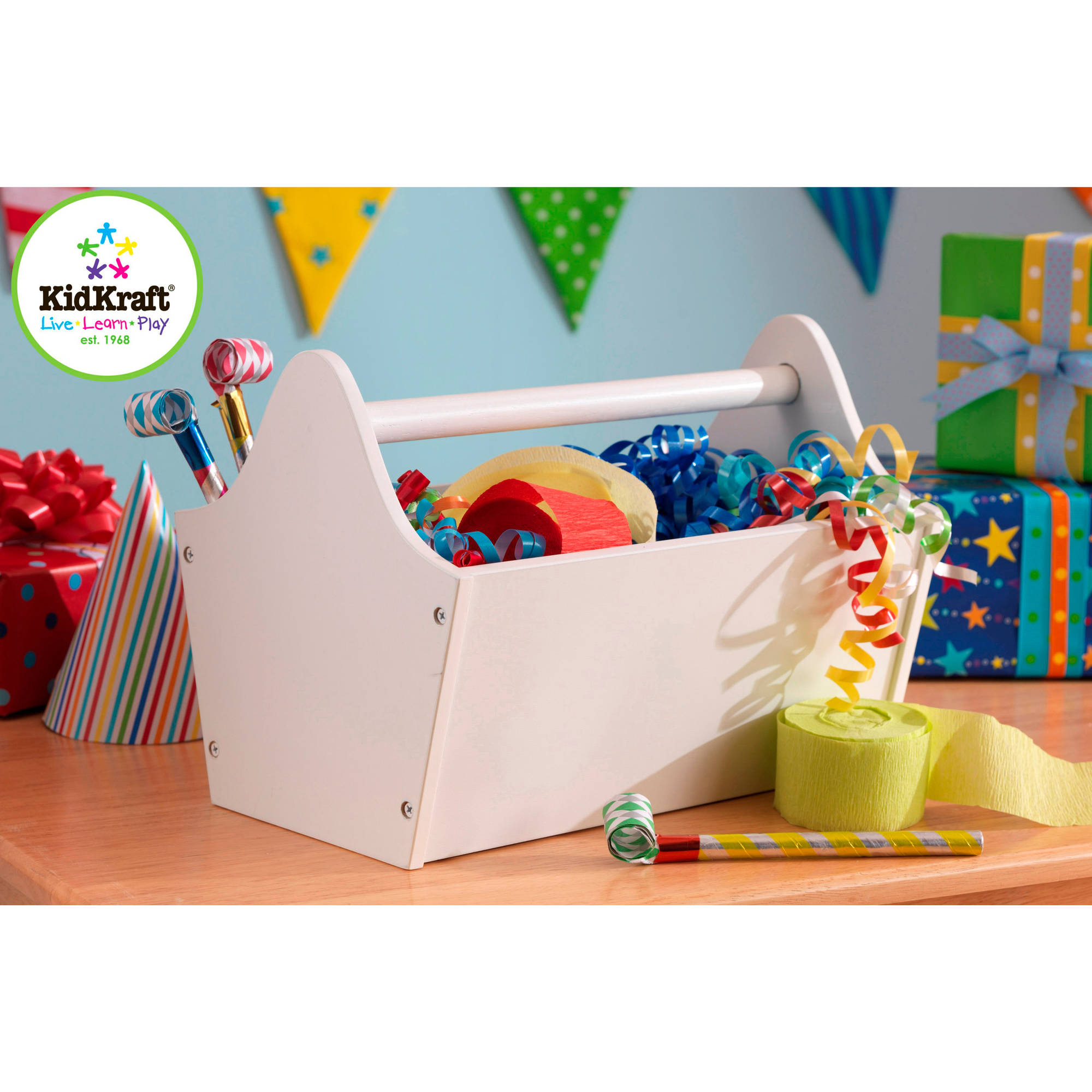 KidKraft - Toy Caddy, Multiple Colors