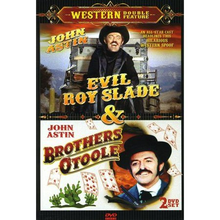 Western Double Feature: Evil Roy Slade / The Brothers O'Toole