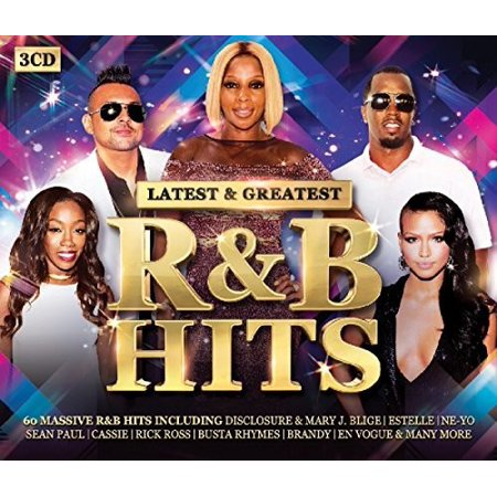 Latest   Greatest R Hits   Various